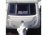 Swift Colonsay Caravan 2008