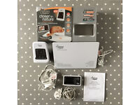 Tommee Tippee Closer to Nature Digital Video Monitor + Movement Sensor Pad BOXED