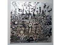 Cream – Wheels of Fire – UK 1968 Polydor – 2-LP MONO [RARE]