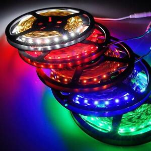 Clearance Sale: Premium Quality LED Tape Lights 5050/3528 300LEDs/5M Wheel