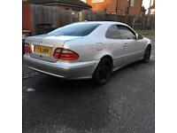 MERCEDES CLK 430 AMG HIGH SPEC - OPEN TO OFFERS