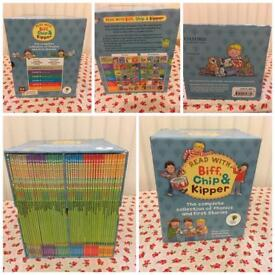 The complete collection of phonics and first stories