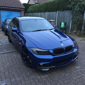 2011 Bmw 320d msport plus edition