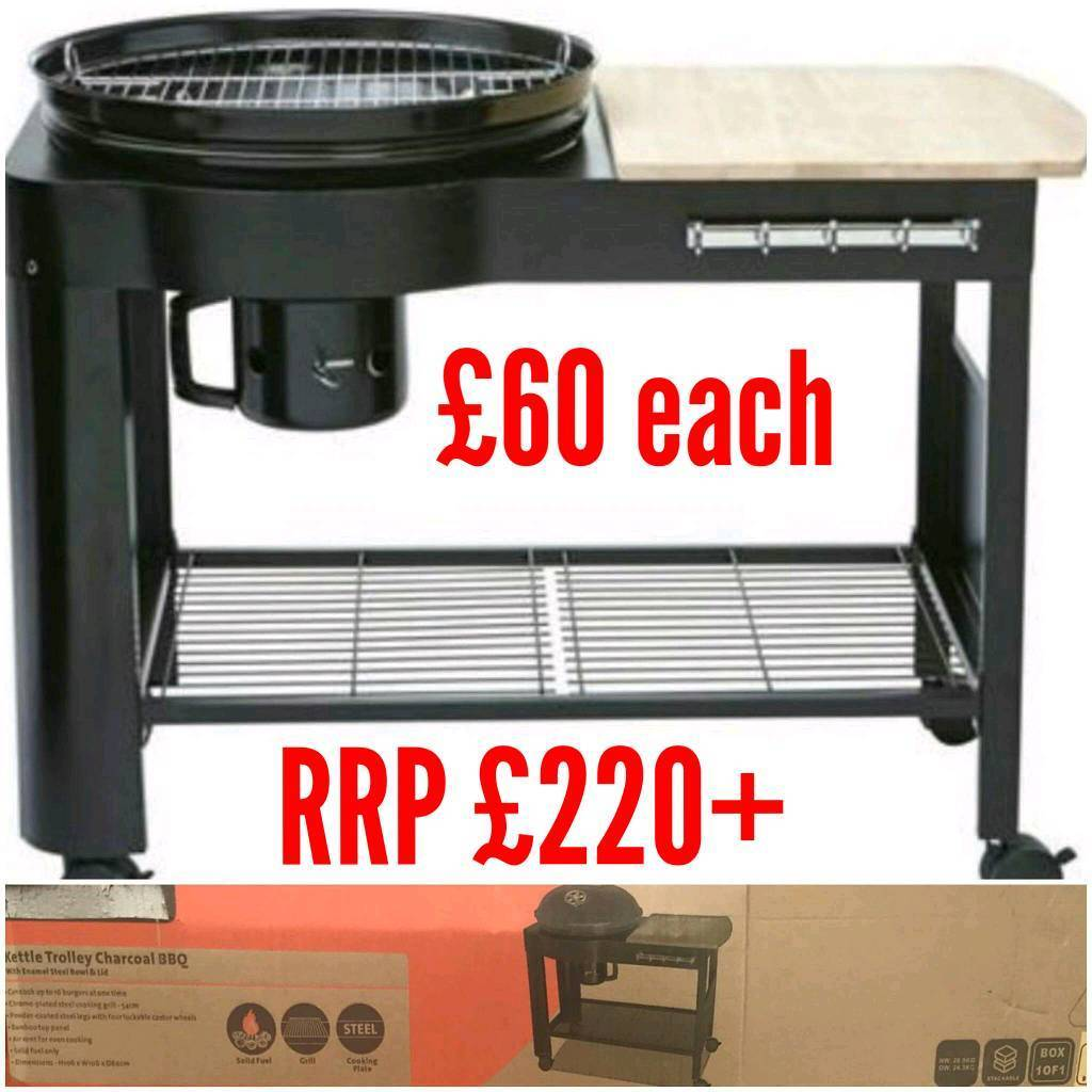 Premium Charcoal BBQ RRP £220+