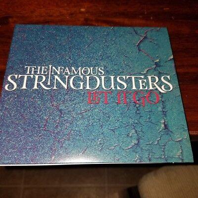 Let It Go Cd Infamous Stringdusters