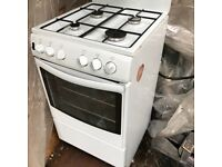 Gas cooker for sale 60 pound, free standing