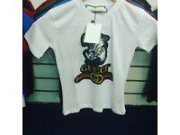 Gucci t-shirts kids