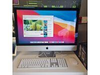 iMac 27inch i5 L2014 1TB warranty 1yr