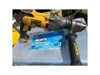 Dewalt 110v power drill