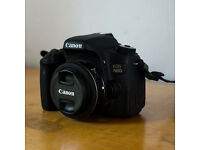 Canon 760d Camera Bundle