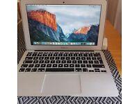 macbook air (2013) 11inch 250gb