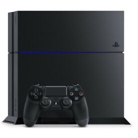PlayStation 4 500GB - 1 Controller - 3 Games - Boxed