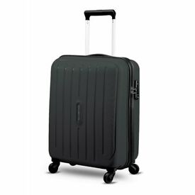 New Large Black Suitcase 75cm Hardshell Carlton Brand
