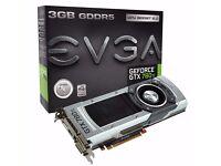 EVGA GTX 780 Ti 3GB (780ti)