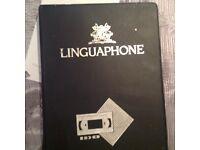 Linguaphone learn French set
