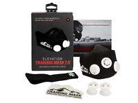 Training Mask 2.0 High Altitude Training Altitude Mask MMA Mask Elevation