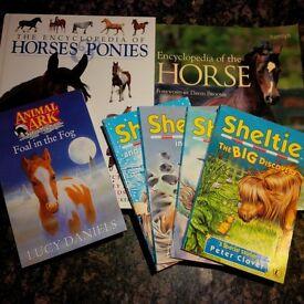 Horsey books