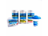 My Pool 5 Pc Pool/Hot Tub Spa Chemical Treatment starter set RRP - £79.99
