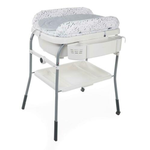 Chicco Cuddle & Bubble Badcommode Cool Grey