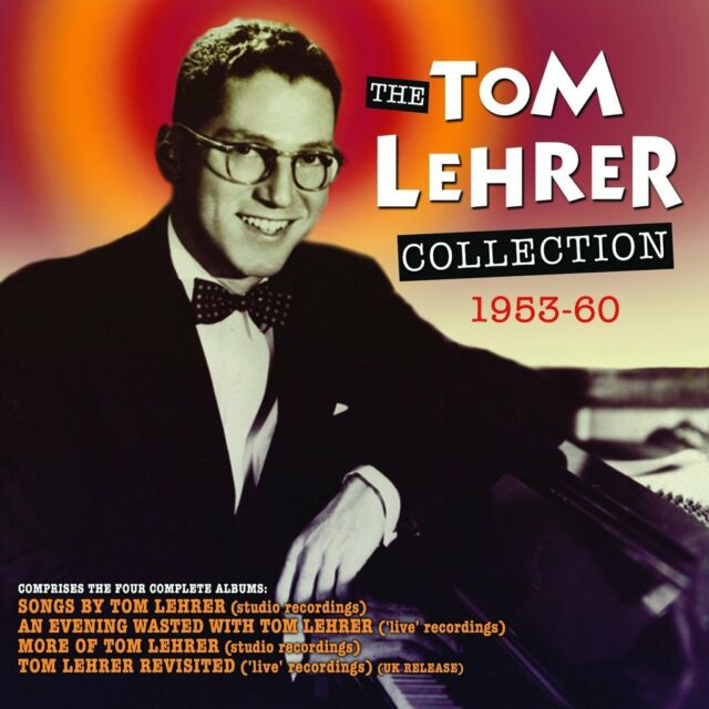 [NEW] 2CD: THE TOM LEHRER COLLECTION 1953-60