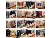 Boys clothes bundle first size-9 months