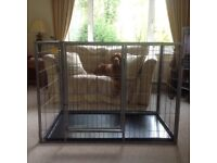 Dog Health - large puppy run / dog pen / cage
