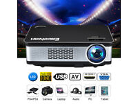 AS NEW,,Z720,EXCELVAN,Native Resolution: 1280,768,,And,3300 Lumens HD 1080P LED Projector