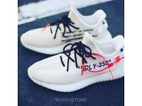 Yeezy off white custom