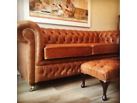 NEW CHESTERFIELD SUITES - Custom Made Unique to You - NI & IRE