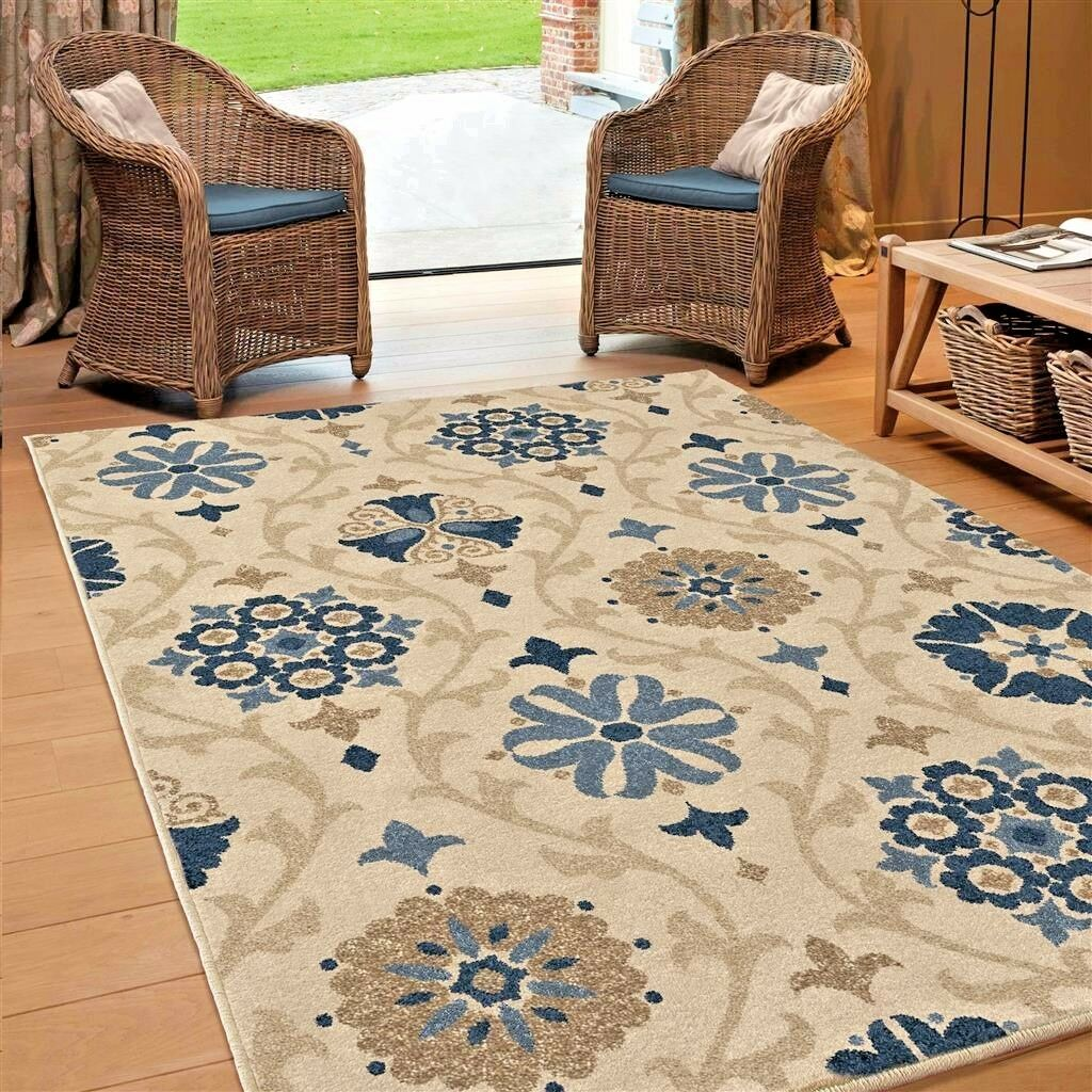 Details About Rugs Area Rugs 8x10 Outdoor Rugs Indoor Outdoor Carpet Large Patio Kitchen Rugs
