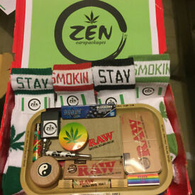 Raw Smokers Care Packages _ Insta @zencarepackages