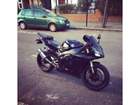 Yamaha YZF R1- Extremely well maintained- Damaged