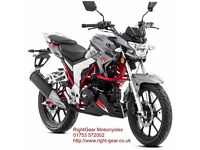 *Brand New* 66 plate Lexmoto Venom SE 125. Warranty. Delivery. Part-Ex, Learner legal 24-10