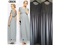 Maternity evening/occassion asos dress