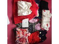 Bundle girls 8-9 clothes