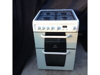 Hotpoint double oven has cooker