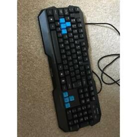 Corsair K55 RGB Gaming Keyboard | in Ipswich, Suffolk | Gumtree