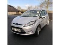 2010 Ford Fiesta Edge TDCI *MOT'd to April 2019, 1.4L Diesel, £20 Road Tax*