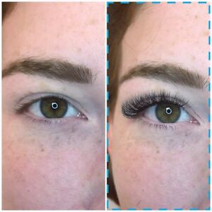 Classic/Russian Volume eyelash extensions