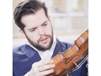 Professional Violin Teacher in North London - Beginner to Advanced. All ages welcome!
