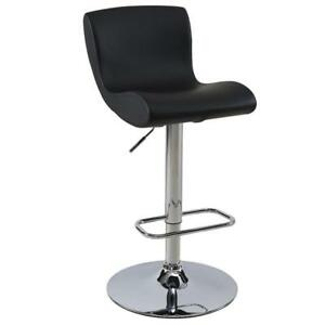 Black Gas Lift Stool Sale-WO 7645 (BD-2532)
