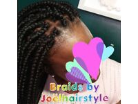 Experienced black Afro hair stylist, weaves,cornrows, box braids and many more in Birmingham