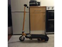 Electric scooter good condition with charger.