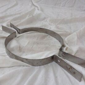Stainless steel flue stove bracket