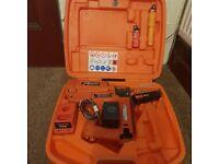 Paslode Impulse IM250 F16 Gas Framing Nail Gun