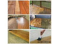Decking Restoration, Cleaning, Maintenance, Oiling / Paving Cleaning Service / Decking Installing