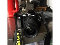 Nikon F90 + 28-80mm Nikkor Lens