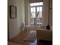AVAILABLE N. NEXT TO ABBEY STUDIOS AN AMAZING STUDIO FLAT WITH BALCONY~EN SUITE BATHROOM~LIFT~PORTER