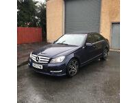 2013 Mercedes C250 CDI AMG Sport Plus Top Spec