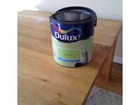 DULUX Matt emulsion 2.5ltrs Kiwi Crush